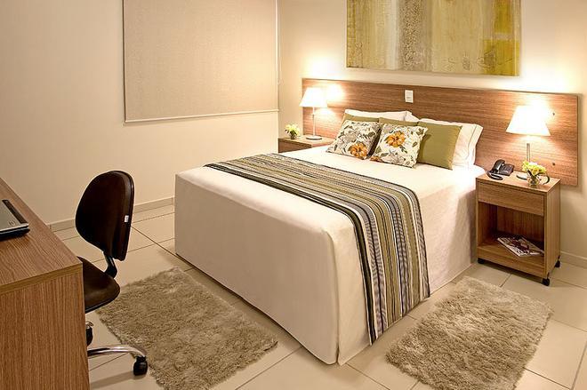 Ville Hotel Gramadão - Votuporanga - Bedroom