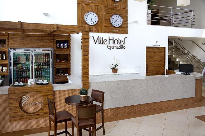 Ville Hotel Gramadão - Votuporanga - Front desk