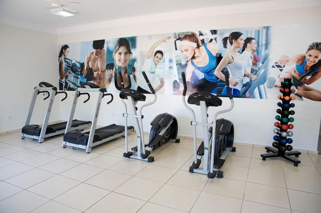 Ville Hotel Gramadão - Votuporanga - Gym
