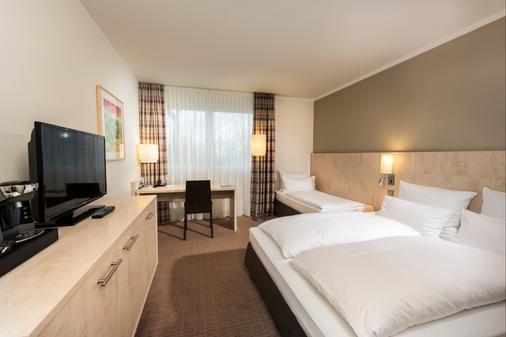 Mercure Hotel Bielefeld Johannisberg - Bielefeld - Bedroom