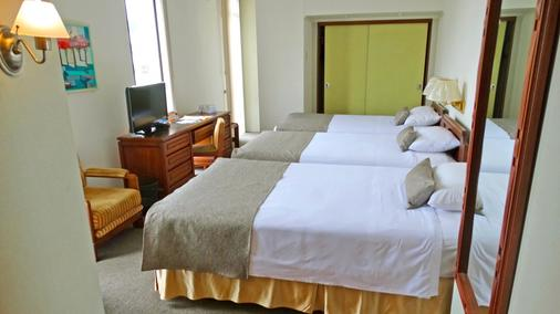 Hotel Continental - Guayaquil - Bedroom