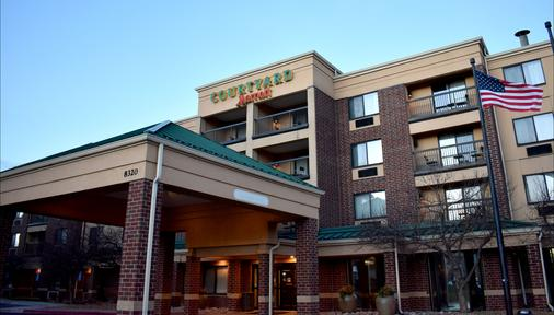 Courtyard by Marriott Denver South/Park Meadows Mall - Englewood - Building
