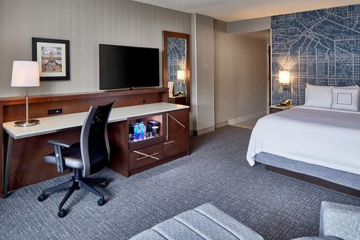 Courtyard by Marriott Portland Downtown/Convention Center - Portland - Bedroom