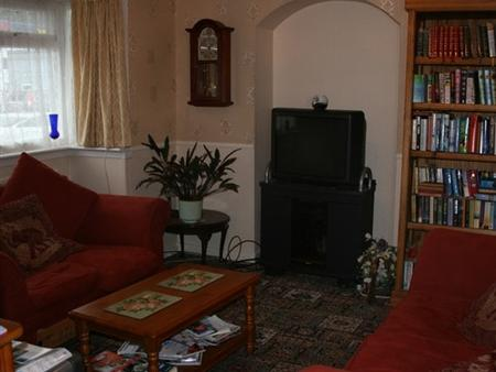 Glenview Guest House - Oban - Living room