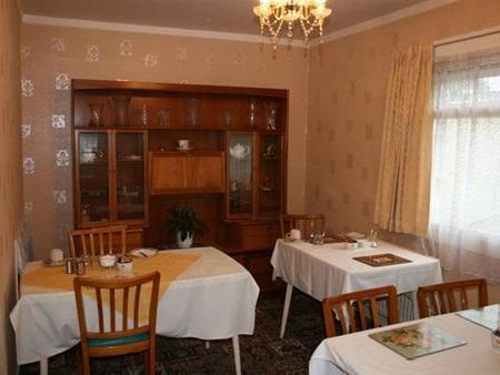 Glenview Guest House - Oban - Phòng ăn