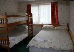 Glenview Guest House - Oban - Makuuhuone