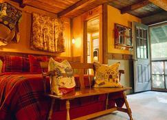 Grunberg Haus Inn & Cabins - Waterbury - Habitación