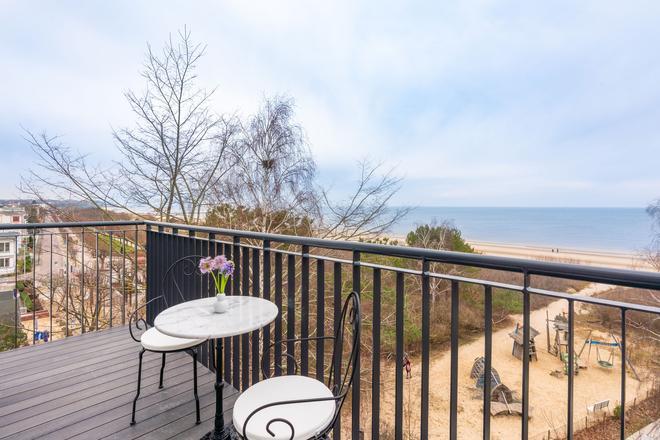 Strandhotel Ahlbeck - Heringsdorf - Balcony