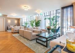 Strandhotel Ahlbeck - Heringsdorf - Lobby