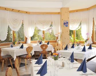 Hotel Langeshof - Anterivo - Ресторан