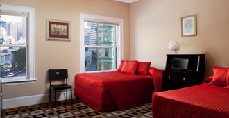 Hotel North Beach - San Francisco - Chambre
