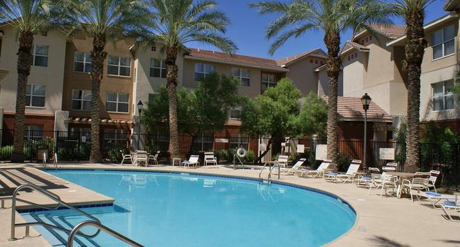 Residence Inn by Marriott Scottsdale North - Scottsdale - Piscina