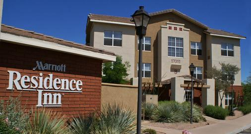 Residence Inn by Marriott Scottsdale North - Scottsdale - Gebäude