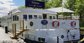 Selmas Hytt & Salong - Uppsala - Toà nhà