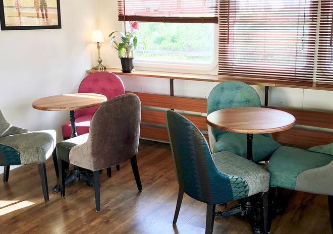 Selmas Hytt & Salong - Uppsala - Lounge