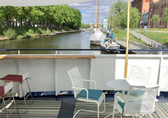 Selmas Hytt & Salong - Uppsala - Patio