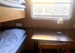 Selmas Hytt & Salong - Uppsala - Bedroom