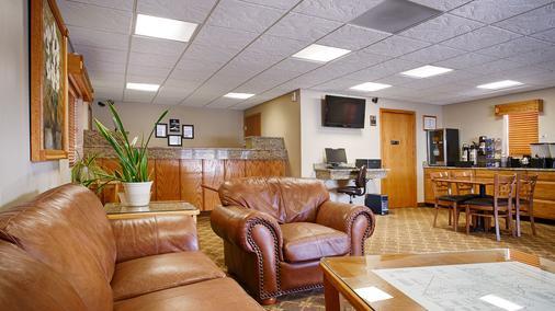 Red Coach Inn & Suites El dorado KS - El Dorado - Lobby