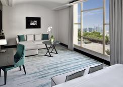 Address Montgomerie - Dubai - Living room
