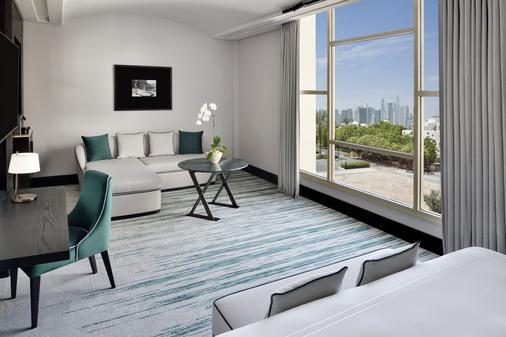 Address Montgomerie - Dubai - Phòng khách