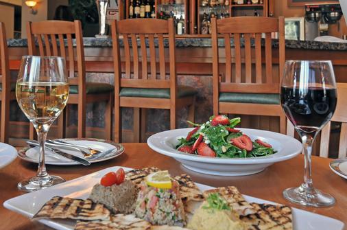 Banff Ptarmigan Inn - Banff - Φαγητό