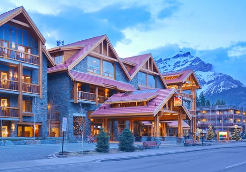 12 Best Hotels In Banff From