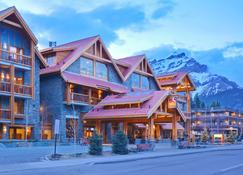 Moose Hotel And Suites - Banff - Gebäude