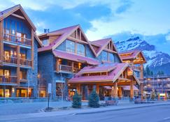 Moose Hotel And Suites - Banff - Byggnad