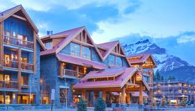 Moose Hotel And Suites - Banff - Κτίριο