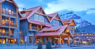 Moose Hotel and Suites - Banff - Gebäude