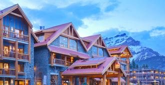 Moose Hotel And Suites - Banff - Rakennus