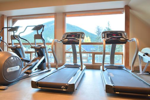 Moose Hotel And Suites - Banff - Gym