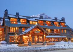 Fox Hotel & Suites - Banff - Byggnad