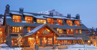 Fox Hotel And Suites - Banff - Edificio