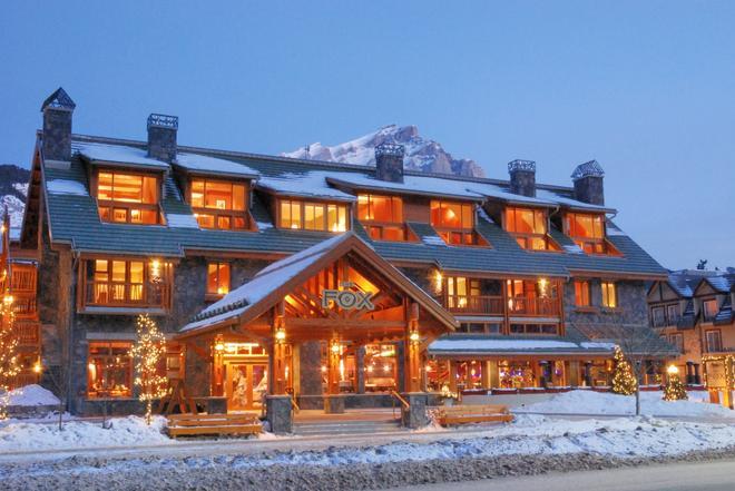 Fox Hotel & Suites - Banff - Rakennus