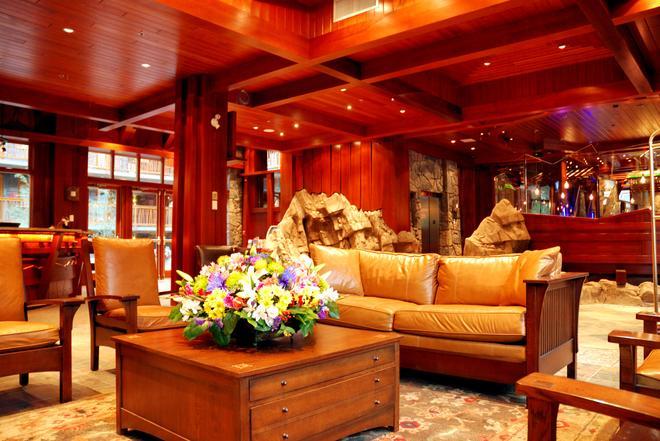 Fox Hotel & Suites - Banff - Aula