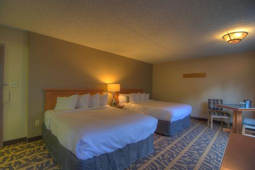 Inns of Banff - Banff - Bedroom