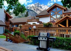 Banff Rocky Mountain Resort - Banff - Rakennus