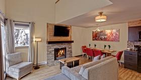 Banff Rocky Mountain Resort - Banff - Sala de estar