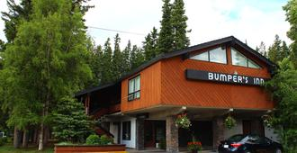 Bumpers Inn - Banff - Building