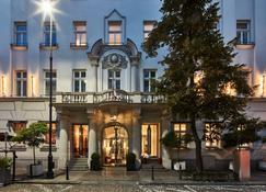 H15 Boutique Hotel - Varsovie - Entrée de l'hôtel