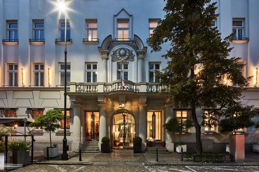 H15 Boutique Hotel - Warsaw - Lối vào khách sạn