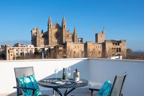 Apuntadores 8 - Mallorca - Kattoterassi