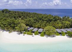 Royal Island Resort And Spa - Horubadhoo - Edificio