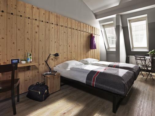 Generator Berlin Mitte - Berlin - Bedroom