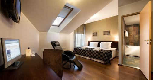 塔林沃斯達克貝格酒店 - 塔林 - 塔林 - 臥室