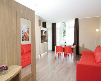 Privilege Apartments - Vimercate - Huiskamer