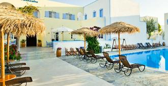 Alexandra Hotel - Kamari - Piscina