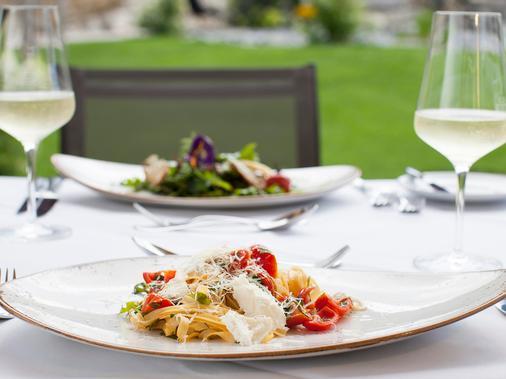 Panoramahotel Oberjoch - Bad Hindelang - Food