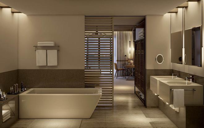 Saadiyat Rotana Resort & Villas - Abu Dhabi - Bathroom